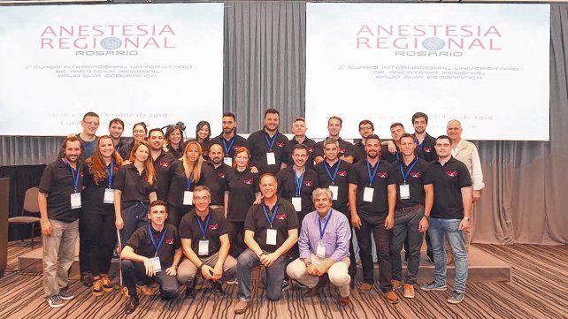 La anestesiología dio otro paso cualitativo en Rosario