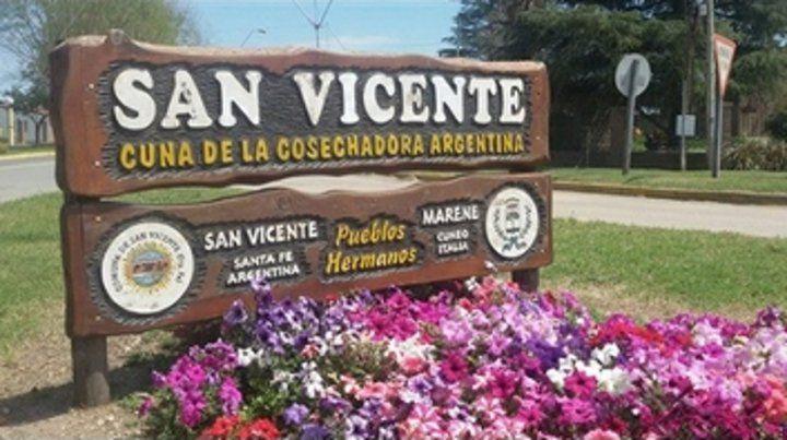 Aspirante. El senador Alcides Calvo impulsa la iniciativa sobre San Vicente.
