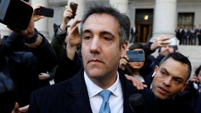 El ex abogado de Donald Trump