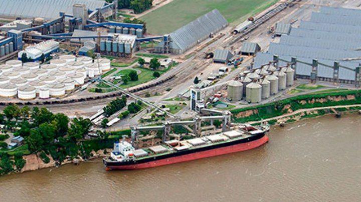 Millonario acuerdo con China que beneficia al puerto de Rosario