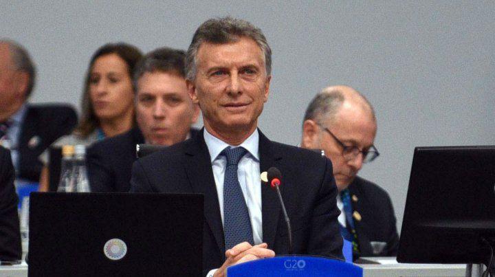 El presidente Mauricio Macri aseguró que el consenso es la clave de la solución de los problemas.