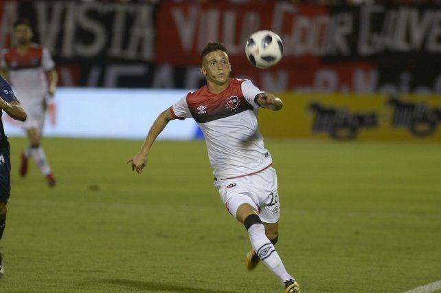 Newells se queda sin el Rayo Fértoli que se suma a San Lorenzo