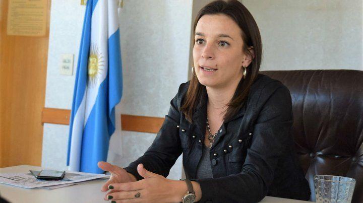 Impulsora. La diputada De Ponti apunta a transformar los partidos.