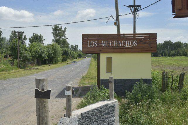 El lugar cercano a Rosario donde allanaron una quinta de Alvarado y estuvo el auto del asesinado Maldonado.