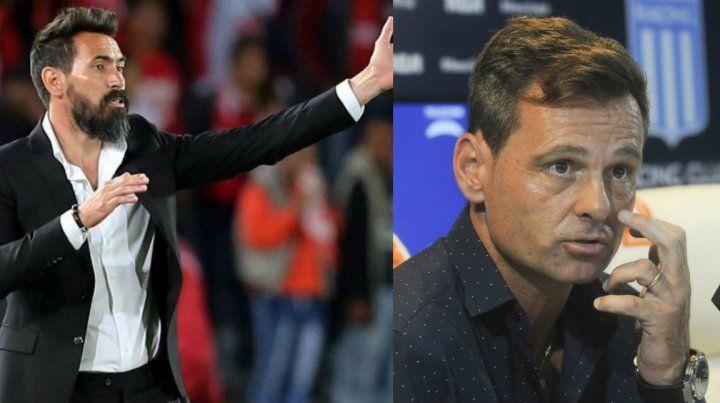Domínguez mantuvo una reunión con Peratta. Cocca encarna un perfil que encaja con lo que quiere Newells.