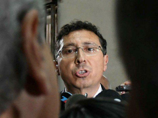 Categórico. Lleral criticó a actores mezquinos que no desean la verdad.
