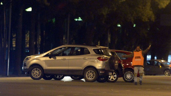 El fatal accidente sucedió en zona sur.