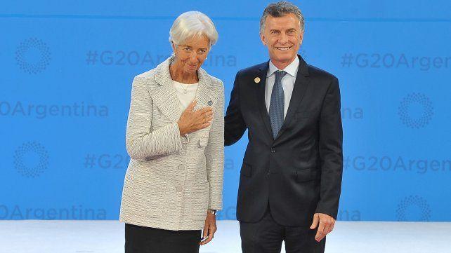 Lagarde pidió revertir la suba de aranceles y alertó sobre la deuda mundial