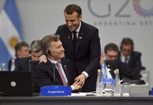 Macri celebró los acuerdos del G20 y el rédito de sus reuniones bilaterales