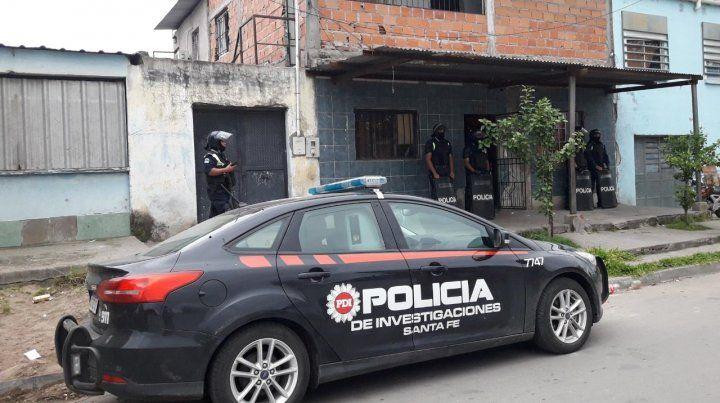 Detuvieron a otro miembro de una banda que cometía salideras bancarias en Rosario