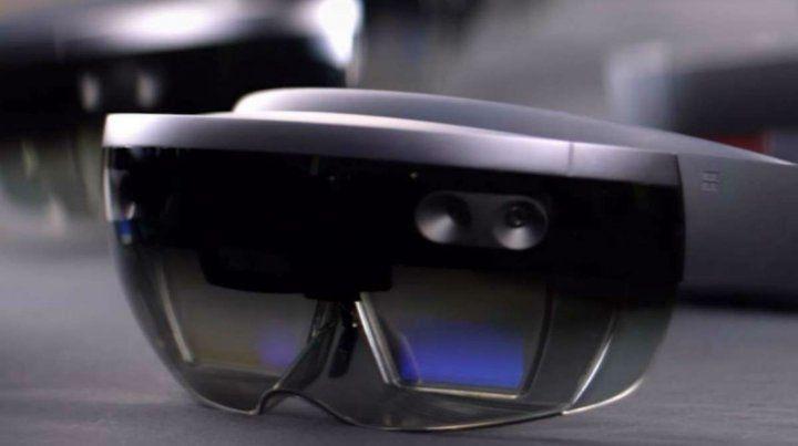 Gafas. Las HoloLens darán una capacidad de combate extraordinaria.