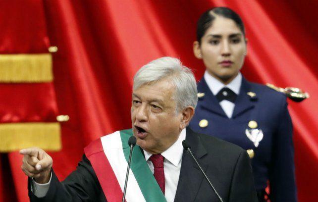 Asunción. El mandatario anunció un cambio de timón en materia económica y para acabar con la corrupción.