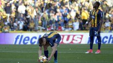 Cada vez que el volante acomoda la pelota para un tiro libre o córner es chance de gol canalla.