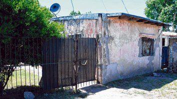 Zona norte. El crimen de María Cristina Echeverría ocurrió pasadas las 23 del sábado en Oldendorff al 1100