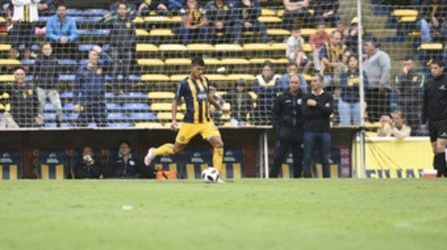 Nahuel Gómez: Quiero demostrar que puedo estar en el equipo