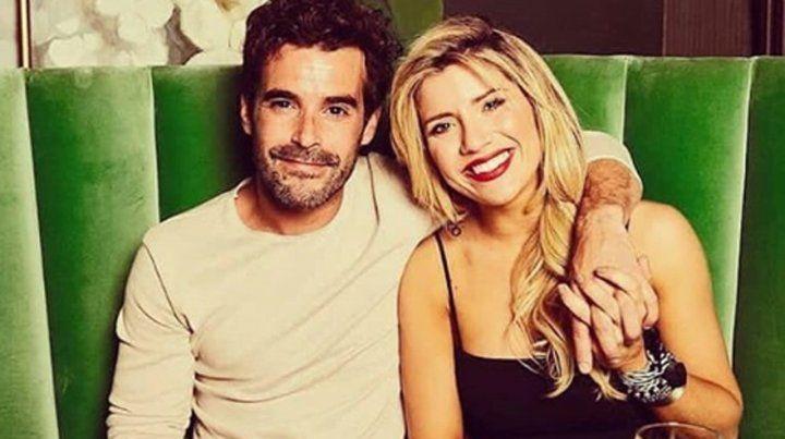 Nico Cabré y Laurita Fernández en un fin de semana a toda pasión