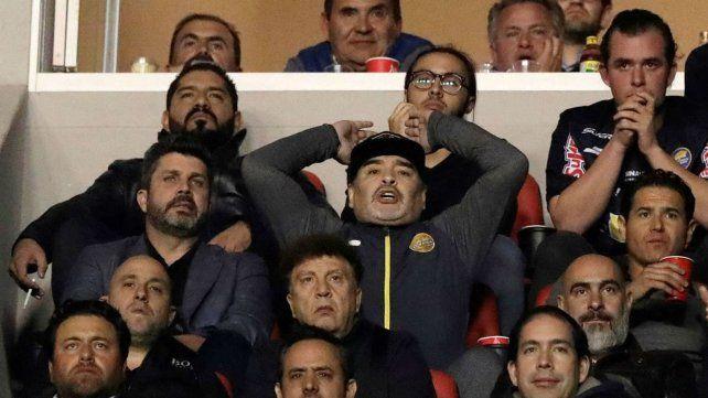 Maradona no pudo coronar su gran temporada en Dorados con el título