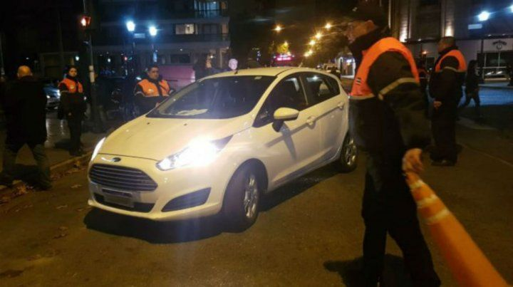 La mitad de los controles de narcolemia a conductores dan positivo en Rosario