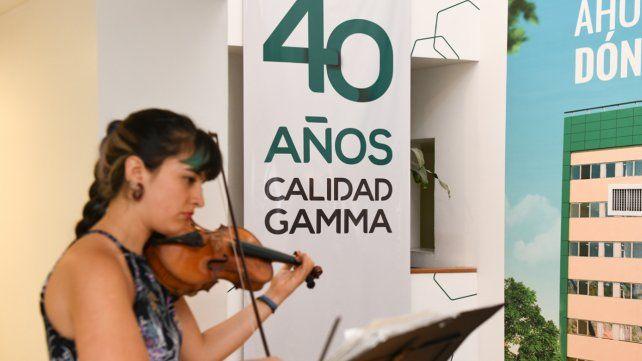Grupo Gamma celebra sus 40 años