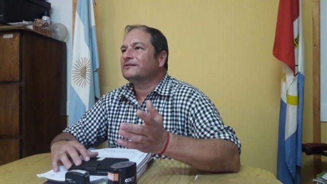 El presidente comunal de Maciel sufrió una golpiza y está internado