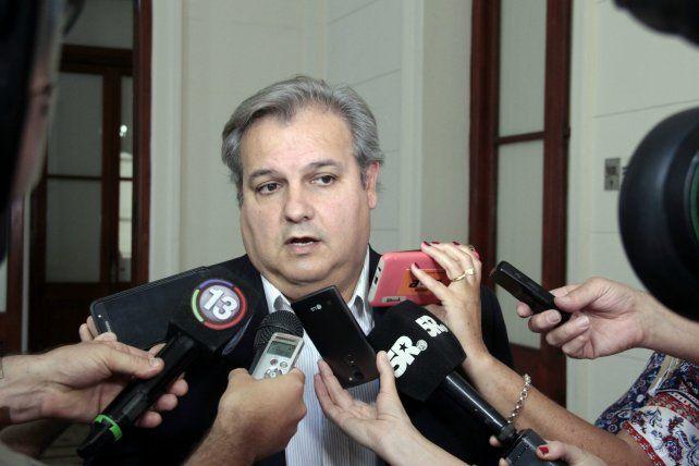 Farías: Los legisladores le pedirán a la Corte que ejecute la deuda a favor de Santa Fe