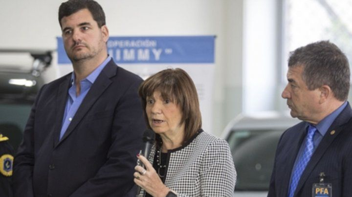 Patricia Bullrich: El delincuente tenía que tirar