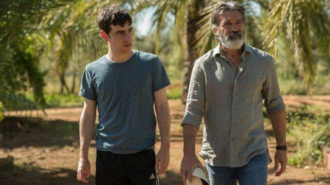 Acento latino. En el segmento europeo del filme actúan Sergio Pérez-Mencheta y Antonio Banderas