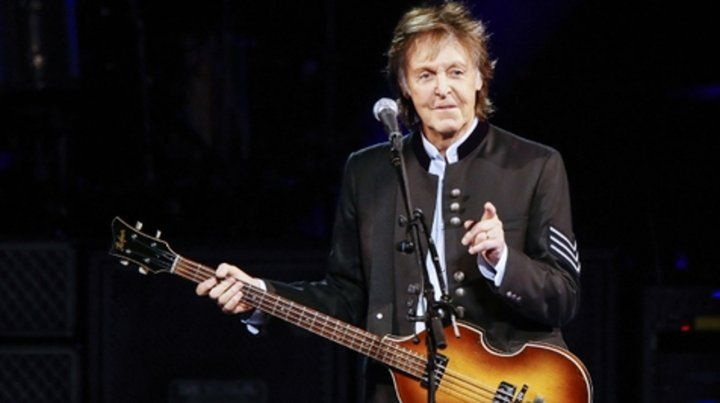 Vuelvo por ustedes. McCartney presentará su último disco Egypt Station y clásicos de The Beatles y Wings.