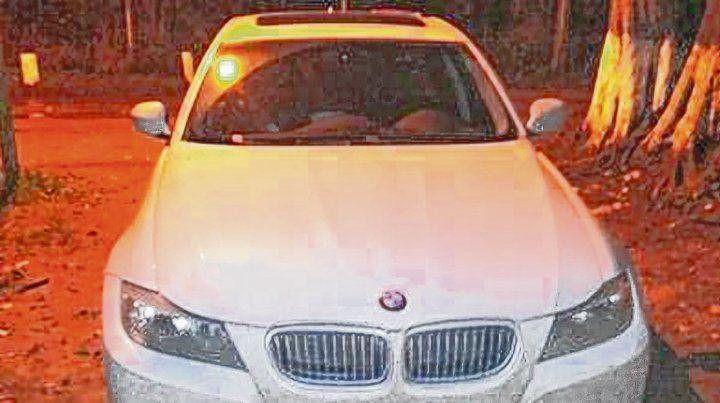 Alta gama. Años después de fugarse de la Alcaidía de Rosario Fiordelino fue detenido en Escobar en un BMW.