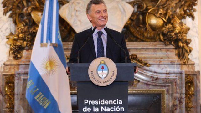 después de la cumbre. Según Mauricio Macri