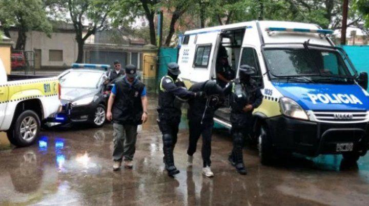 Prisión preventiva para miembros de una banda que cometía salideras bancarias