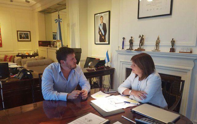 El legislador provincial de Cambiemos se mostró a favor del protocolo impulsado por Bullrich.