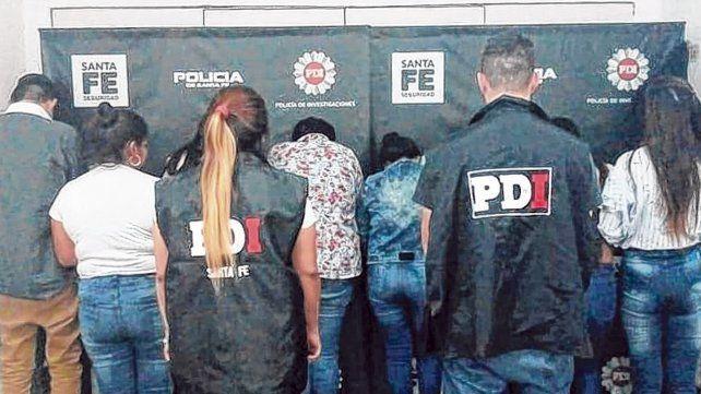 Flagelo del microcentro. La Policía de Investigaciones (PDI) logró detener días atrás a varias mecheras.