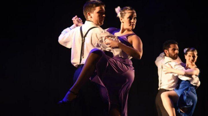 Tango. También actuará el ballet de la Escuela Municipal de Danzas.