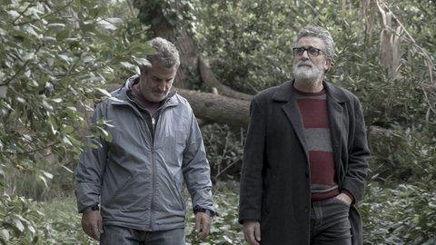 Amigos. Aníbal Zaldivar y Fernando Spiner