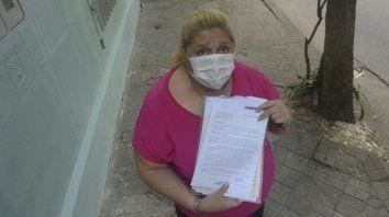 Beatriz. Es asmática, padece Epoc (enfermedad pulmonar) y además le detectaron linfoma de Hodgkin.