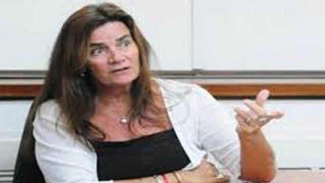 Carina Lurati dio su visión desde el aspecto judicial.<br>