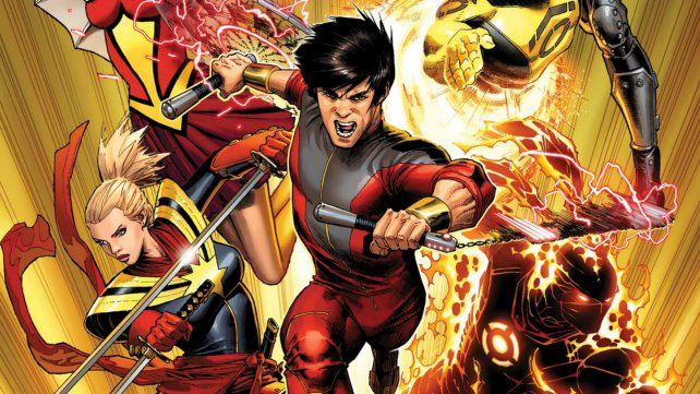 Marvel apostará por un superhéroe asiático