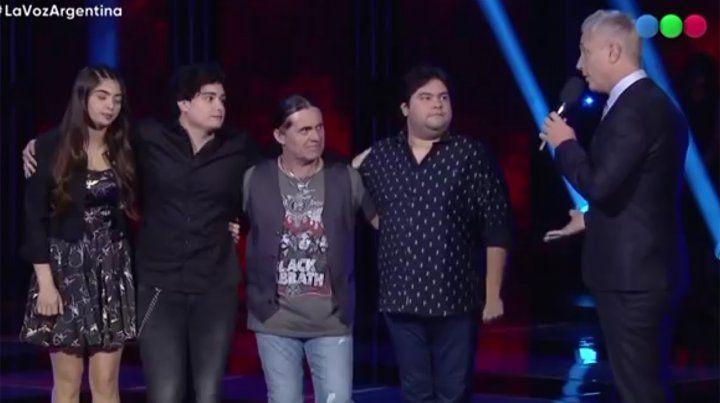 Al fin ganó una mujer en una gala y la polémica por el género se instaló en La voz argentina