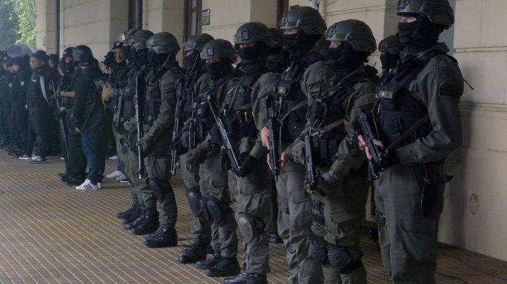 Erbetta cuestionó el nuevo protocolo para el uso de armas letales para fuerzas federales