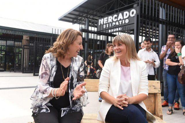 Irizar oficializó su candidatura a intendenta: Es hora de ser protagonistas