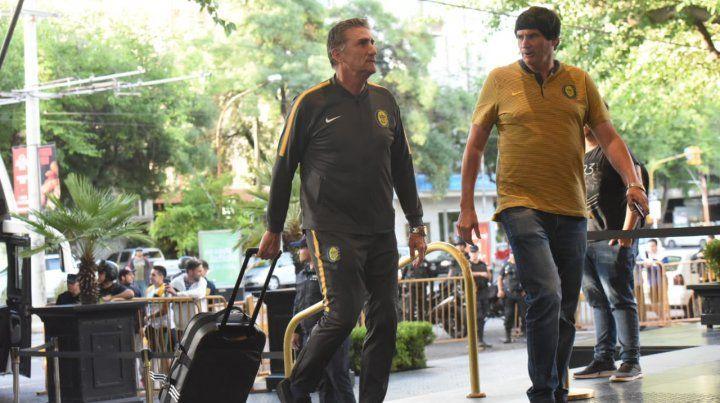 Bauza ya tiene el once titular para la final de la Copa