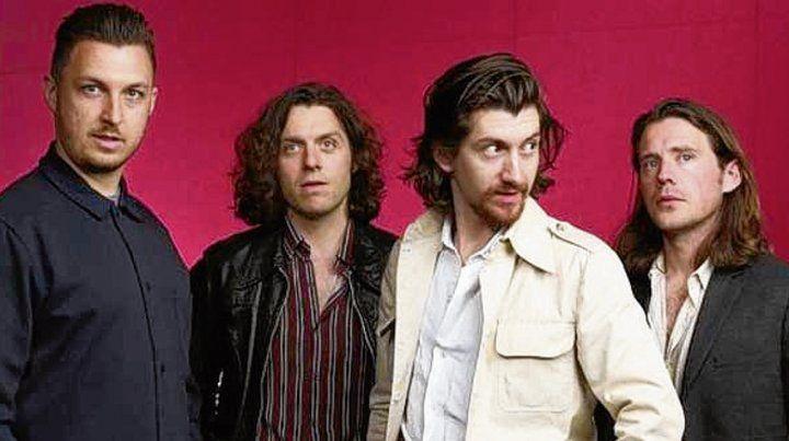 Estrellas. Los Arctic Monkeys encabezan la segunda jornada del evento.