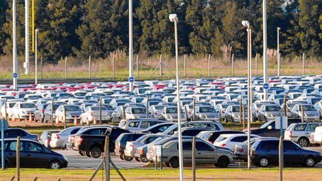 recesión. La fabricación de automóviles enfrenta un duro momento.