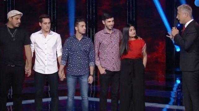 Se conocieron los finalistas del #TeamSole en La Voz Argentina