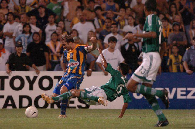 El equipo del interior que más participó en la Libertadores