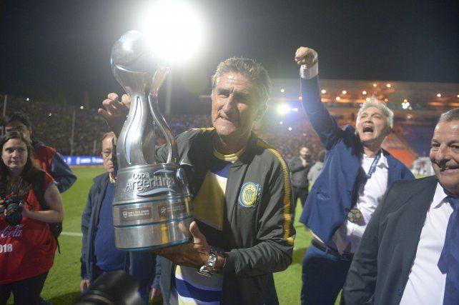 Bauza, el ídolo que fue campeón como jugador y como entrenador