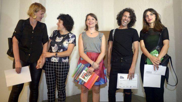 Ganadores. María Paula Massarutti