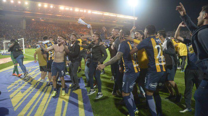 Central campeón de la Copa Argentina 2018