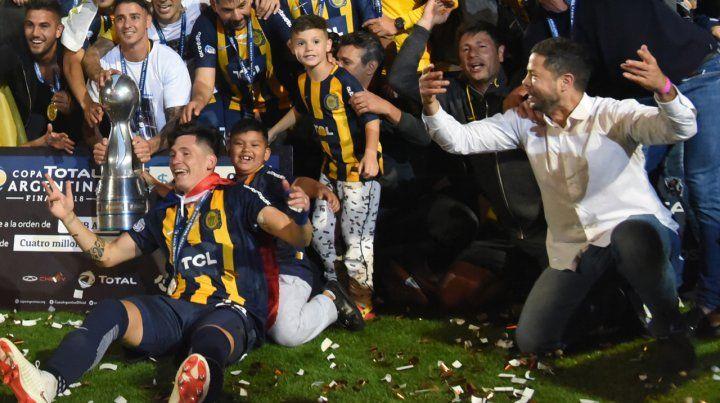 Di Pollina: Con este campeonato dejamos atrás los años de frustración